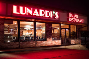 Lunardis Italian Restaurant of the Quad Cities
